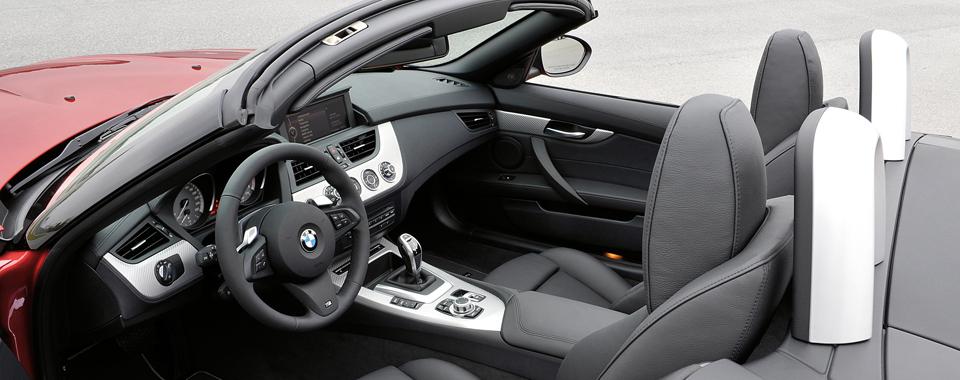 BMW Z4 sDrive35is, Cockpit (11/2009)