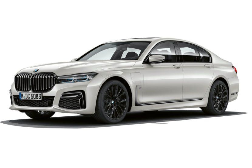 BMW Series 7 mới