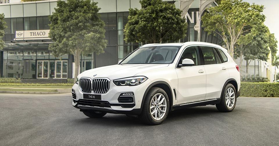 BMW Việt Nam thêm phiên bản X5 M Sport, X5 xLine Plus thêm option tiện nghi, hiện đại