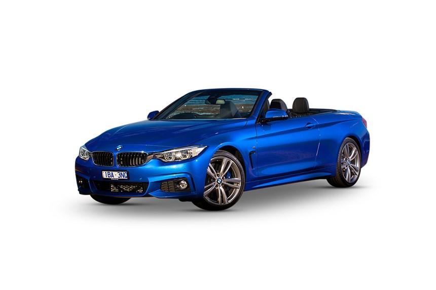 BMW Series 4 Convertible