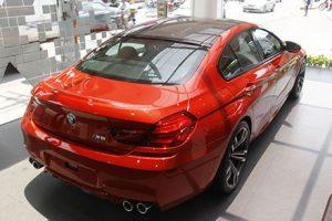 BMW M6 Coupe 2016 Màu Cam_2