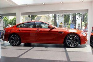 BMW M6 Coupe 2016 Màu Cam_3