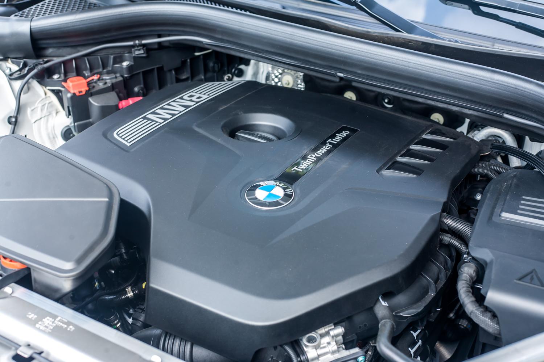 Động cơ BMW X3 2019