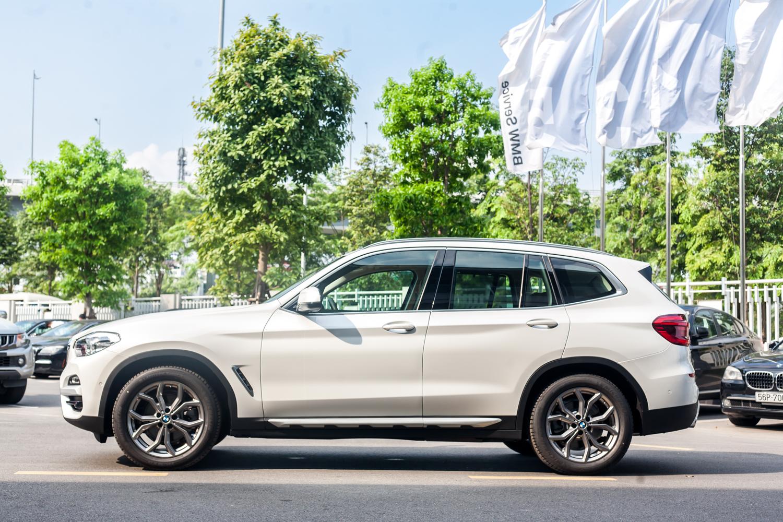 Đánh giá tổng quan BMW X3 2020 tại Việt Nam có gì đặc sắc