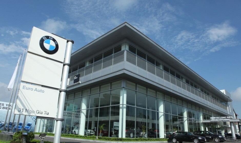Showroom BMW Long Biên Hà Nội BMW nhập khẩu Bảo hành bảo dưỡng_1