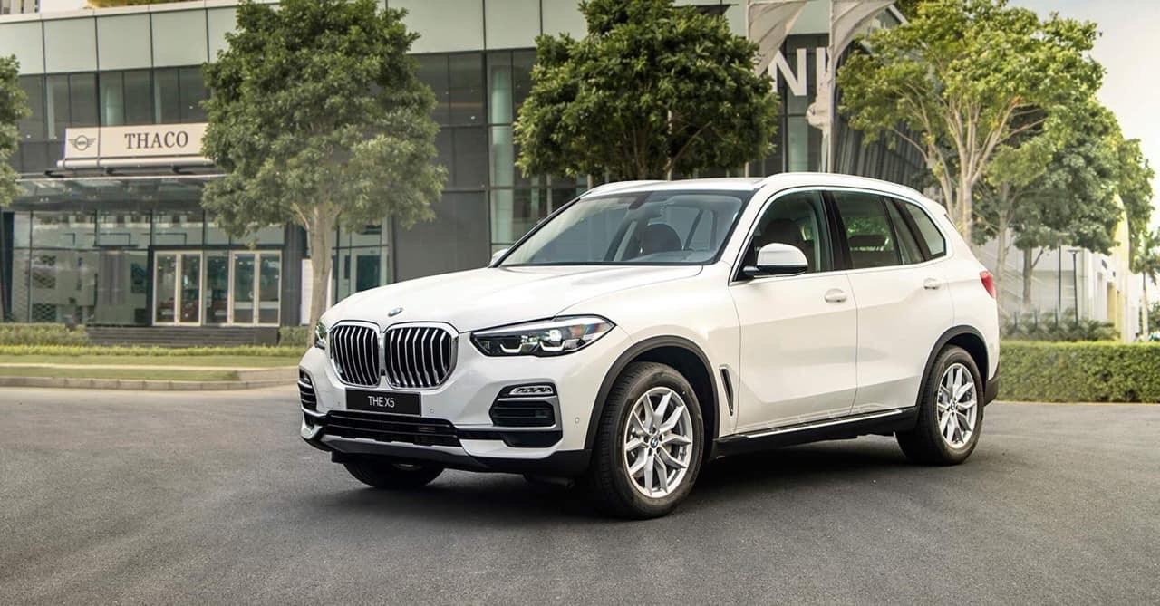 BMW X5 30d BMW X5 Máy dầu sự khác biệt đến từ nhiều yếu tố