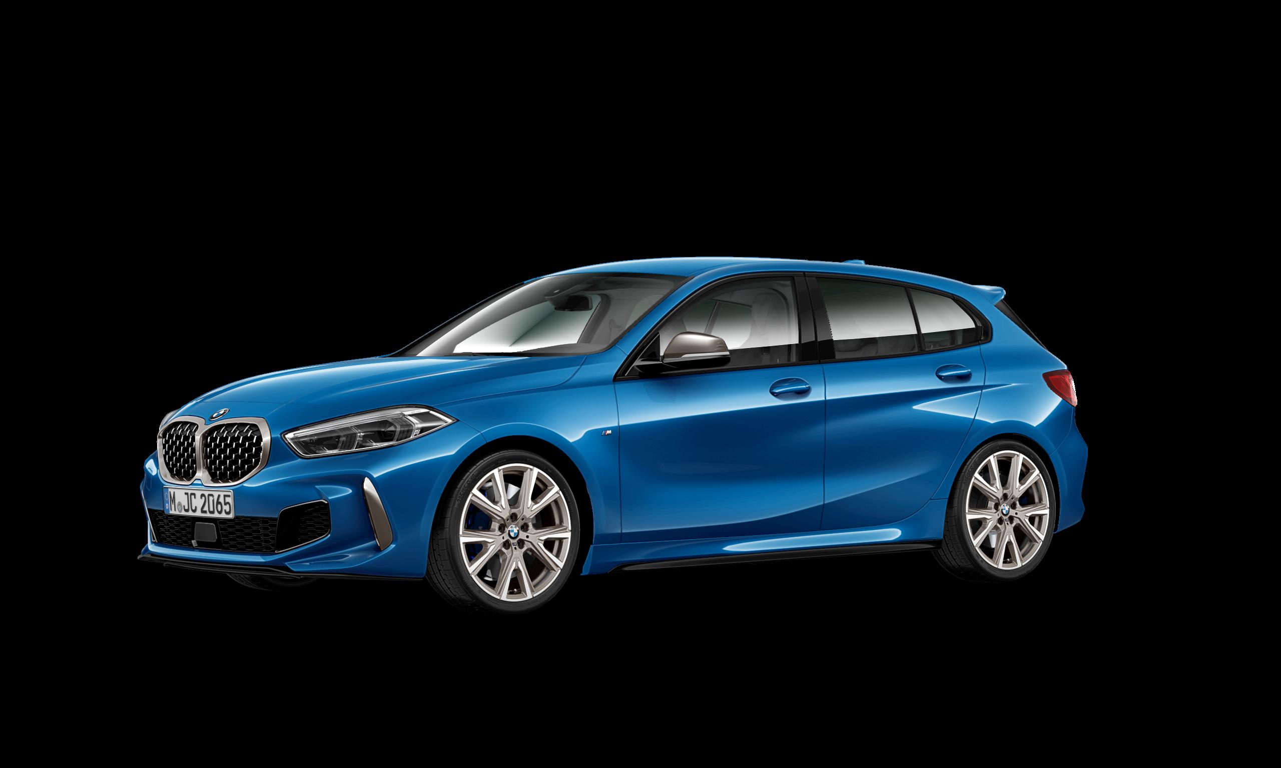 BMW Series 1 (5 cửa)