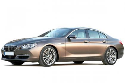 BMW Series 6 Gran Coupé