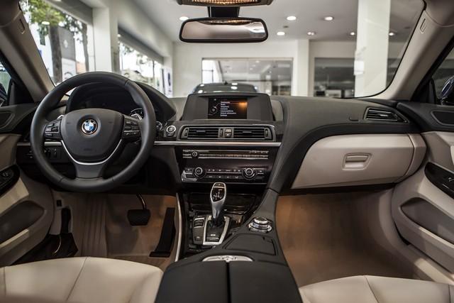 BMW 640i Grand Coupe 2017