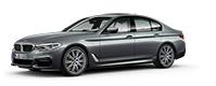 BMW Series 5 SerieS sedan G30